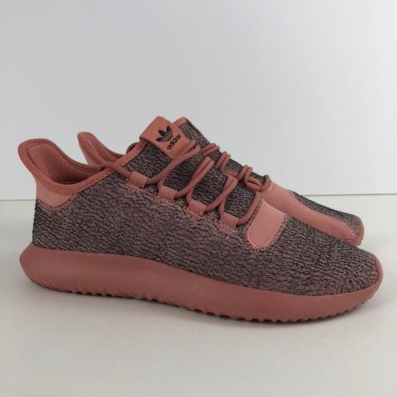 adidas schuhe frauen größe 10 pink tubuläre schatten sneaker poshmark